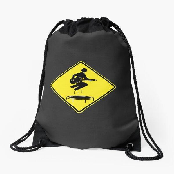 You Enjoy Mini-Tramps Drawstring Bag