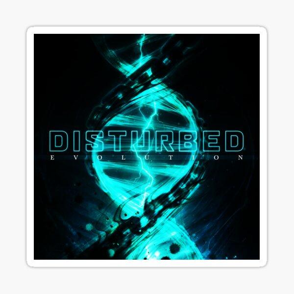 Disturbed Car Vinyl Decal Sticker Ballzbeatz Com Car Decals Vinyl Vinyl Decal Stickers Vinyl Decals