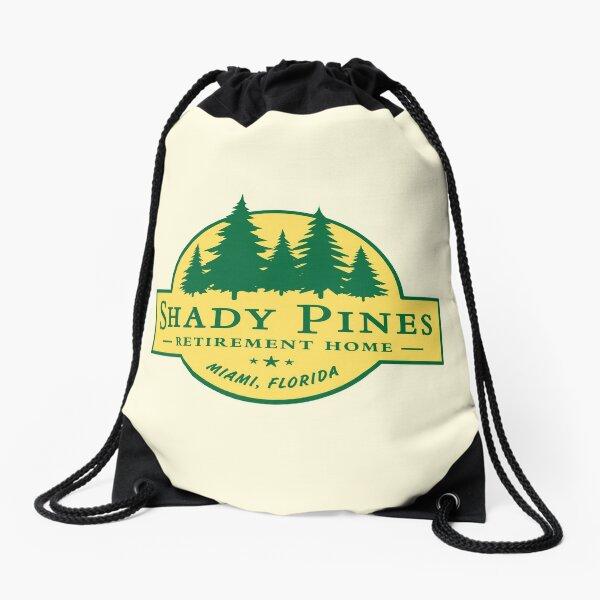 Shady Pines Retirement Home – The Golden Girls Drawstring Bag