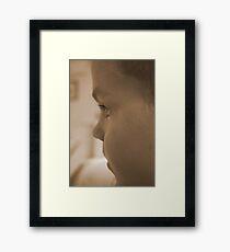 Always Beautiful Framed Print
