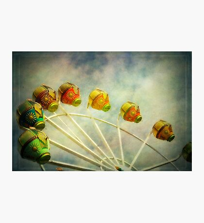 ~ All the fun of the Fair ~ Photographic Print
