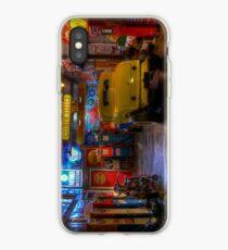 Hot Rod Garage 1 iPhone Case