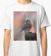 Eastern Bluebird Classic T-Shirt