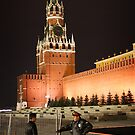 Red Square by night. by Gavin Craig