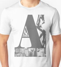 City of Apparel by Akademi Apparel Unisex T-Shirt