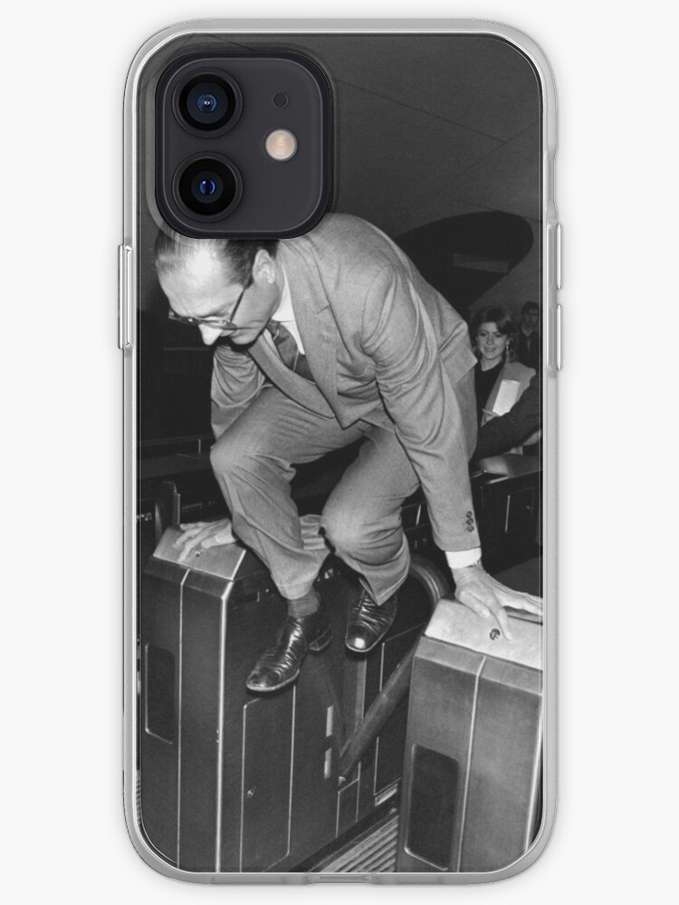 JACQUES CHIRAC THUG LIFE | Coque iPhone