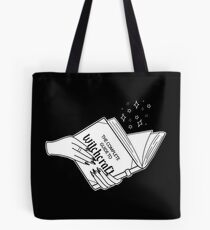 Complete Guide To Witchcraft  Tote Bag