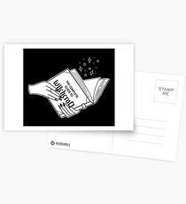 Complete Guide To Witchcraft  Postcards