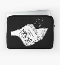 Complete Guide To Witchcraft  Laptop Sleeve