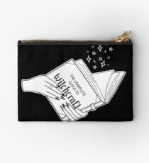 Complete Guide To Witchcraft  Zipper Pouch