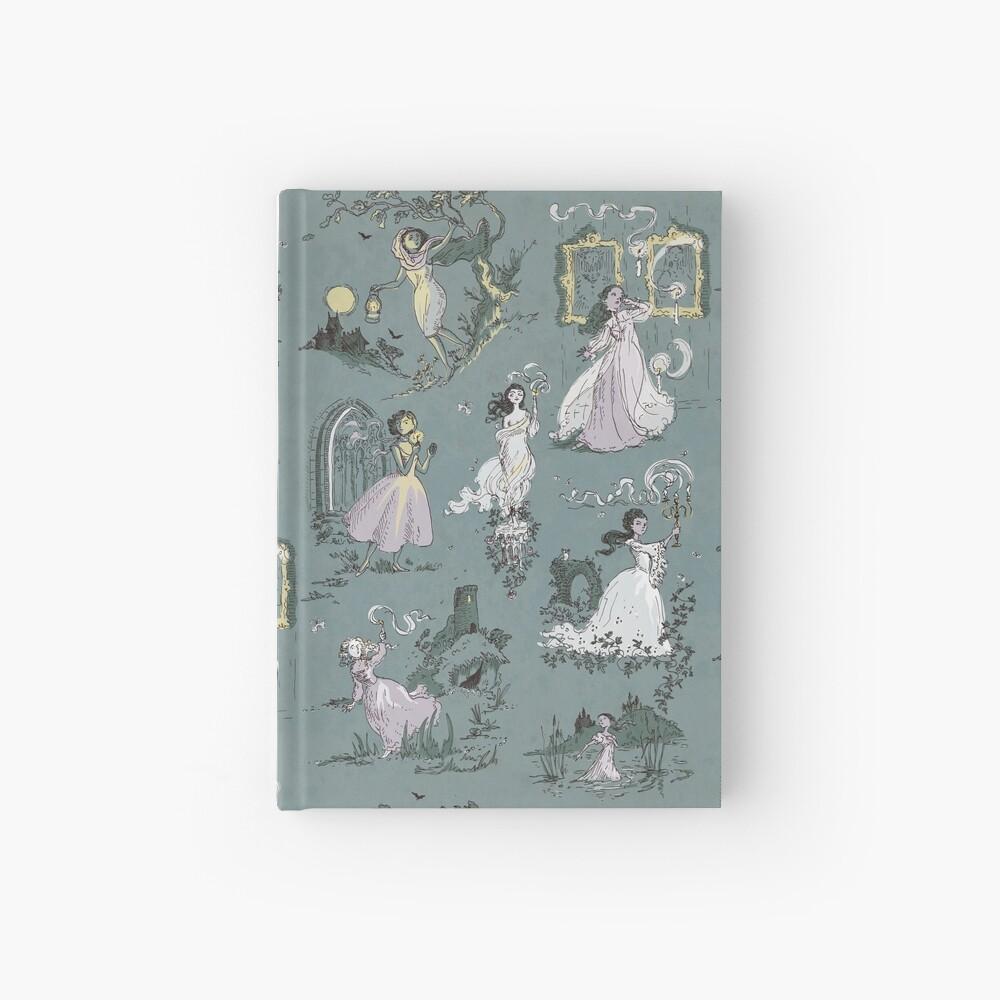 Girls Running From Houses Hardcover Journal
