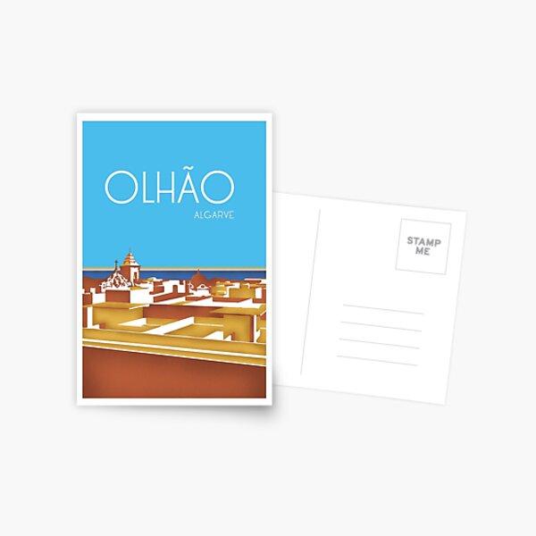 Olhão Postcard Postcard