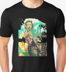 jimi guitar T-Shirt