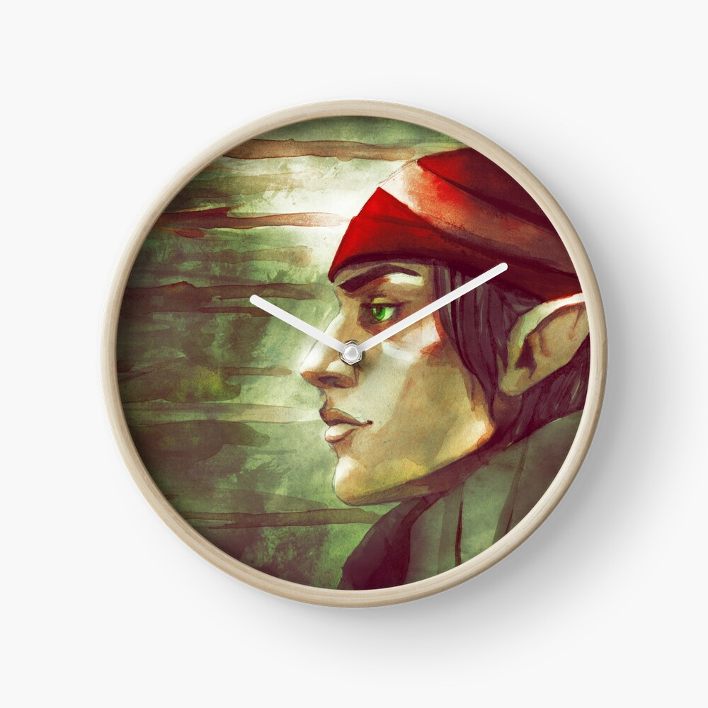 Iorveth | Scoiatael Commander  Clock