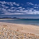 Benbecula: Miles and Miles of Golden Sand by Kasia-D