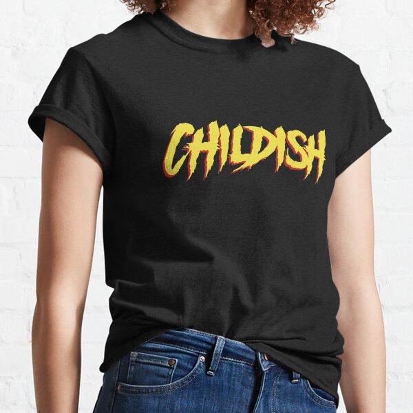 TGFBRO   CHILDISH Classic T-Shirt