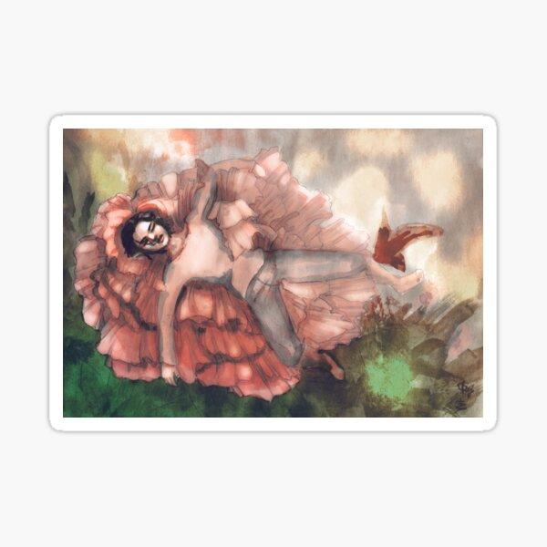 Flowers for Iorveth Sticker