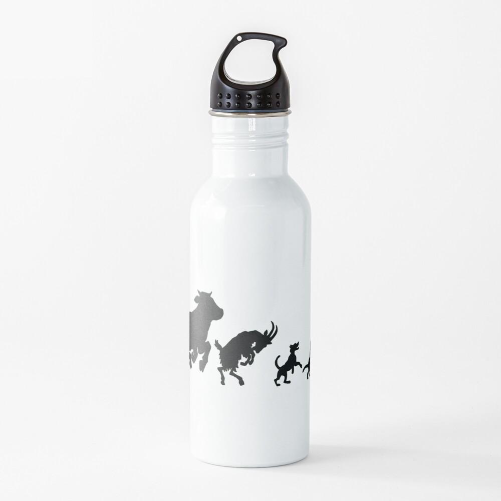 Pan Parade Water Bottle