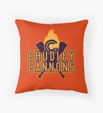 Chudley Cannons Throw Pillow