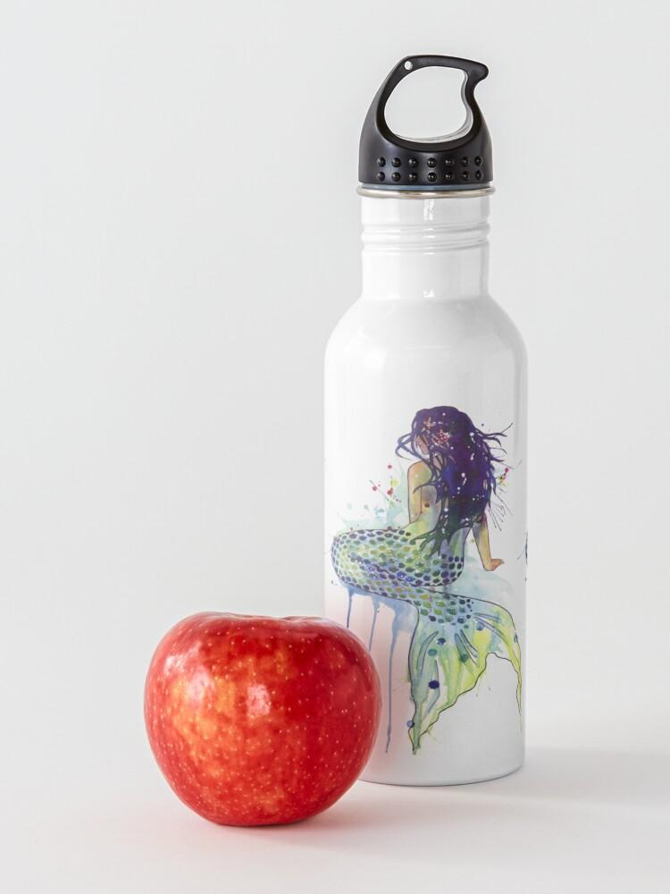 Alternate view of Mermaid Water Bottle