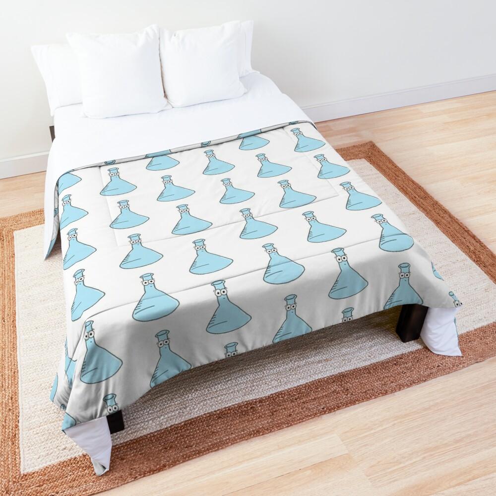Cute Chemistry Comforter