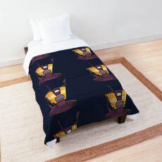 Waving Claptrap! Comforter