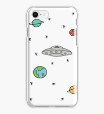 Space; The Final Frontier  iPhone Case/Skin