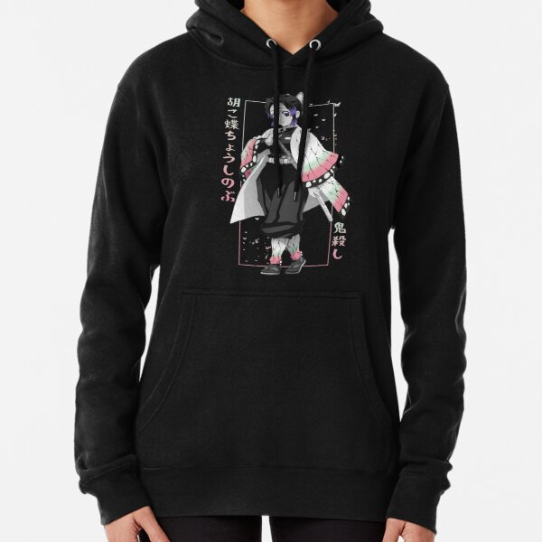 Demon Slayer - Shinobu Sudadera con capucha