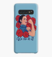 We can do it AOC rosie the riveter Case/Skin for Samsung Galaxy
