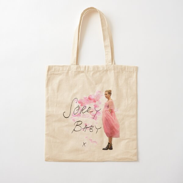 V Cotton Tote Bag