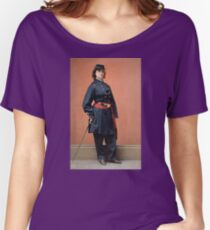Pauline Cushman, a spy for the Union in the Civil War Relaxed Fit T-Shirt