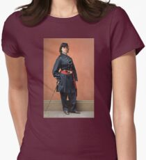 Pauline Cushman, a spy for the Union in the Civil War Fitted T-Shirt