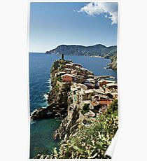 """Monterosso"" Poster"