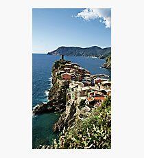 """""""Monterosso"""" Photographic Print"""