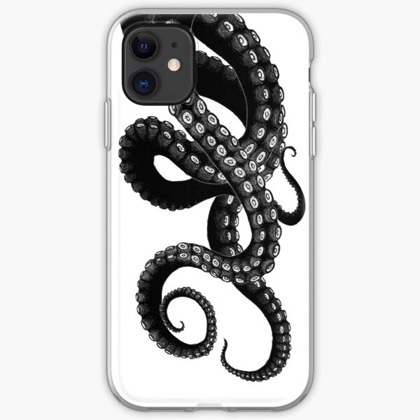 Cute and Creepy Vampire illustration iphone 11 case