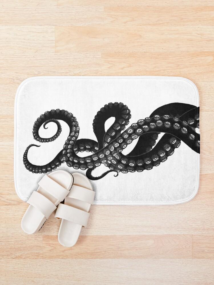 Alternate view of Get Kraken Bath Mat