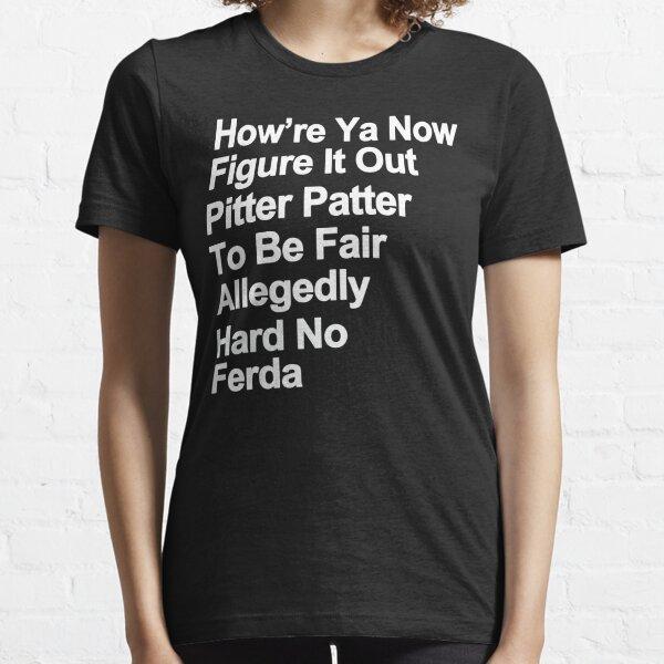 Letterisms Essential T-Shirt