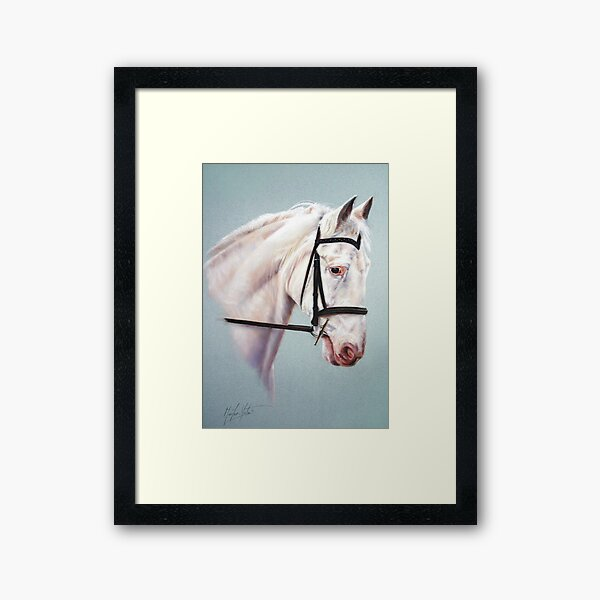 Raff Framed Art Print