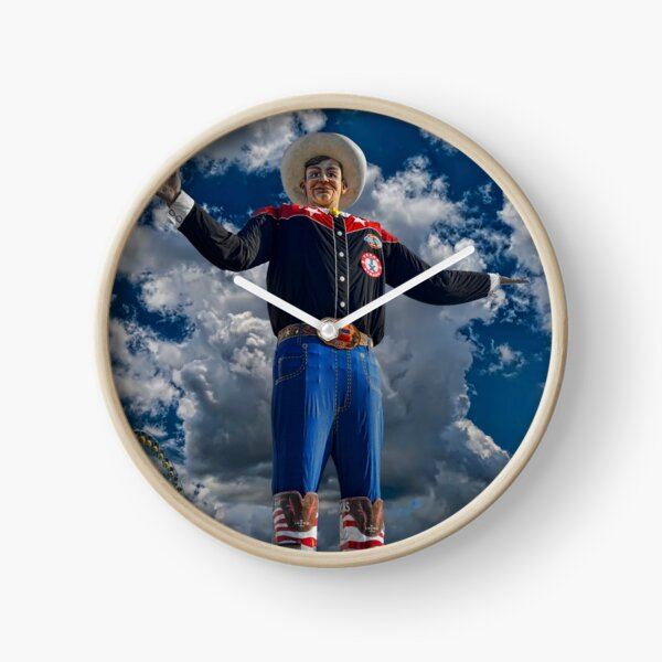 Big Tex 2017 Composite Clock