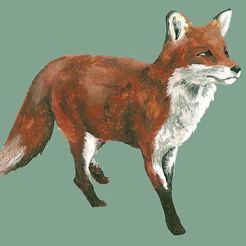 Mr Fox by ImogenSmid
