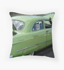 1950 Ford Throw Pillow