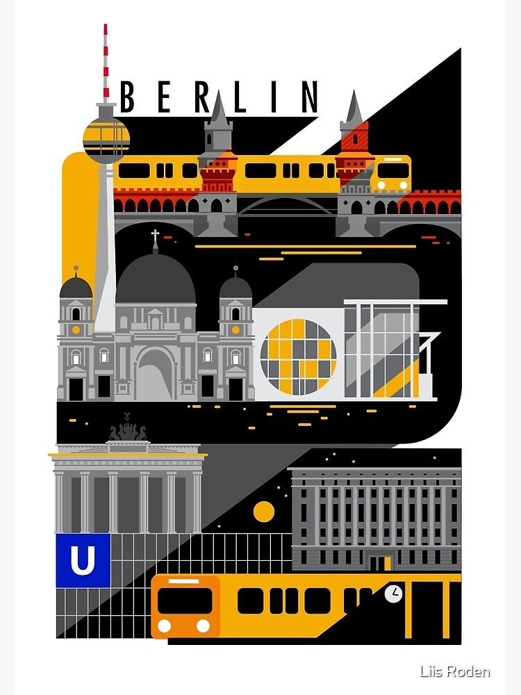 Berlin bei Nacht by 7115