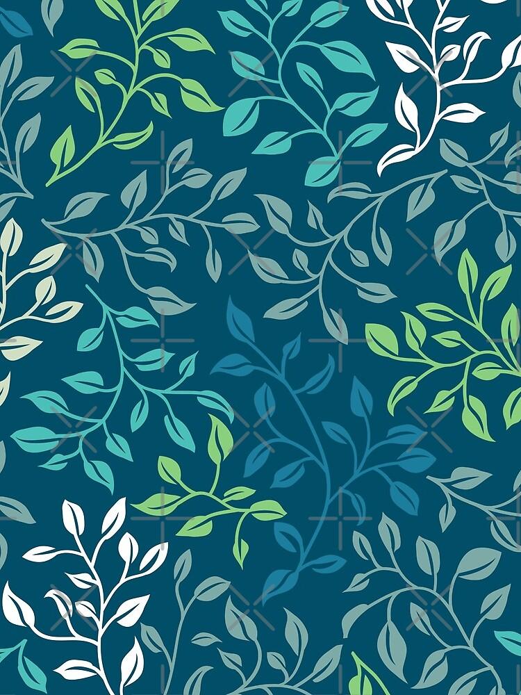 Leafy Tangle by creativinchi