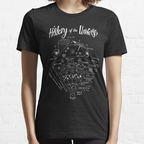 History of the Universe Essential T-Shirt