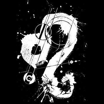 Gonzo Zodiac - Leo (white) by Sladeside