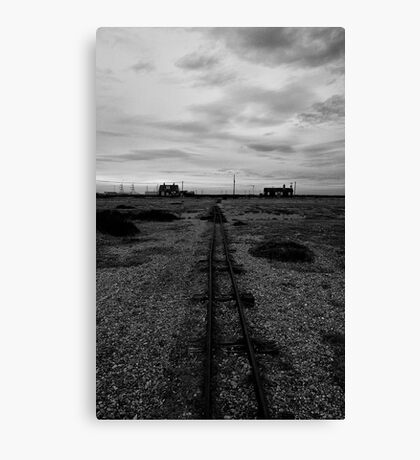 Dungeoness Canvas Print