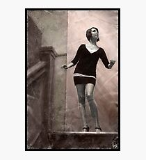 Gothic Photography Series 169 Photographic Print