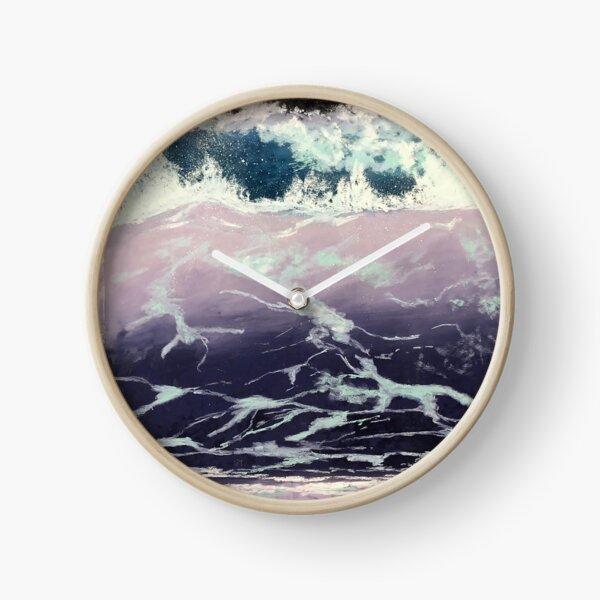 Ocean Scene 2 Clock
