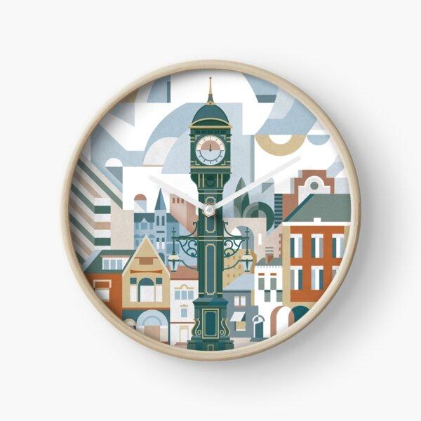 Jewellery Quarter Clock