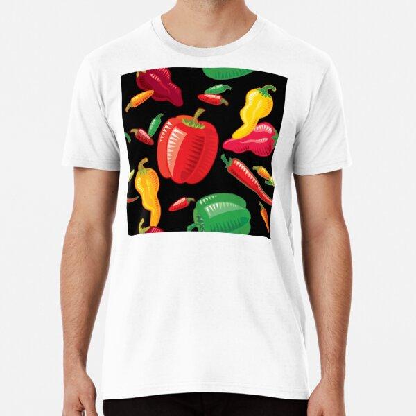 Hot Peppers Premium T-Shirt